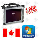 "XPLORE IX104C5 TABLET i7 1.07GHz SSD 10"" W7P Touch Screen Webcam WiFi Warranty"