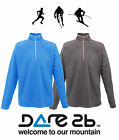 Dare2b Radiate Mens HalfZip Cycling Running Ski MidLayer Micro Fleece Jacket XXL