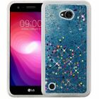 Liquid Glitter Motion TPU Case Cover For LG X Charge/X Power 2/Fiesta LTE Phone