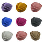 Wool Air Hostesses Cocktail Fascinator Base Pillbox Hat Millinery Making A049