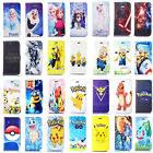 Shockproof Flip Wallet Leather Stand Phone Cover Case For iPhone 5s 6 6s Plus