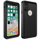 Waterproof Case IP68 Underwater Shockproof Dirtproof Cover For Apple iphone X 10