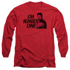 Star Trek TNG Next Gen TNG I'M NUMBER ONE Long Sleeve T-Shirt S-3XL on eBay