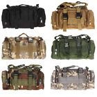 Utility 3L/6L Military Tactical Waist Bag Molle Assault Backpack Duffle pouch
