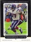 2005 Topps Football Insert/Parallel Singles (Pick Your Cards) $1.4 CAD on eBay