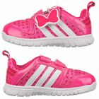 adidas Disney Minnie Mouse Infants Girls Baby Trainers Shoes Pink New and Boxed