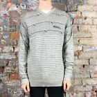 O'Neill Jumper Pullover Sweatshirt Brand New in Cool Grey in size M