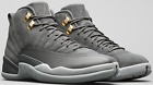 Nike Air Jordan Retro 12 XII Dark Grey Wolf 130690-005 AUTHENTIC SIZE 4Y~15