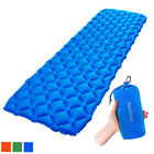 Ultralight Sleeping Pad, Outdoor Lightweight Inflatable Sleeping Mat Pad Compact