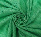 44 Inches Wide Poly Dupion Fabric Crafting Fabric By The Yard - Choose Color