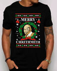 Merry Chrithmith Ugly Christmas T-shirt. Funny Mike Tyson Parody Best gift shirt