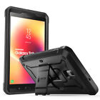 Galaxy Tab A 8.0 2017 Case, SUPCASE UB Pro Full-Body Cover with Screen Protector