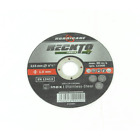 "Slim 4.5"" Metal Cutting Discs (115 x 1 x 22mm) for Stainless Steel / Mild Steel"