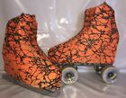 Halloween  Boot Covers for RollerSkates and Ice Skates  S,M,L