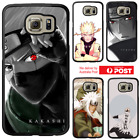 Galaxy Note 8 5 S8 S8 Plus S7 Edge S6 S5 Anime Naruto Rubber Case For Samsung