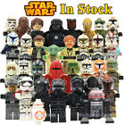 Star Wars Action Figures The Force Awakens Clone Storm Trooper Yoda Darth Vader $15.0 CAD