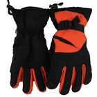 Unisex Wintersports Waterproof Windproof Thermal Insulate Snowboard Ski Gloves