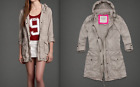 NWT Abercrombie  Fitch Shea Parka Classic Jacket Outerwear