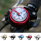 Newest Bicycle Invisible Bell Aluminum Loud Sound Compass Handlebar Safety Horn