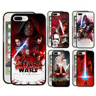 Star Wars The Last Jedi Phone Case For iphone X/5/6/7/8 plus Rey Kylo Ren Cover $5.86 USD