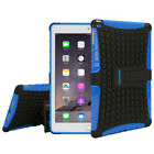 For iPad Mini 1 2 3 Shockproof Protector Flip Hard Back P Case Cover
