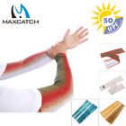Внешний вид - Anti-UV Fly Fishing Arm Sleeve Cover Trout Skin Printed UPF50+ Outdoor Quick Dry