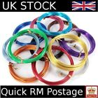 Aluminium Colorful Wire Jewellery Craft Making 20 Colours 0.8mm 1.0mm 1.5mm 10mt