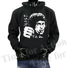 Bruce Lee Kung Fu Martial Art Funny Joke Humor Fleece Pullover Graphic Hoodie