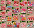 Внешний вид -  Low price MIX 20Pcs Cute Flatback Resin Cabochon Scrapbooking Crafts