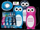 WIND UP TORCHES ANIMAL DYNAMO LED NIGHT LIGHTS TOY NO BATTERIES KIDS TORCH GIFT