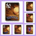 MLB Licensed Vintage Tapestry Afghan Throw Blanket - Choose Your Team on Ebay