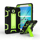 "For Samsung Galaxy Tab E 8.0"" T377 Shockproof Hybrid Stand Rugged Case Cover"
