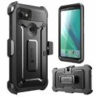 Google Pixel 2 XL Case, SUPCASE UBPro Rugged Holster Cover with Screen Protector