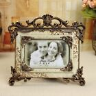 "Wedding Anniversary gift Vintage Resin 6""/7""/8"" Photo Frame Bedroom Home Decor"