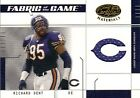 2003 Leaf Certified Materials Football Jersey Singles (Pick Your Cards) image