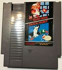 Nintendo NES Games Lot ALL Authenticated Cleaned and Tested! Huge Varitey