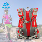 AONIJIE 12L Chic Trail Marathoner Running Race Hydration Vest Backpack+waterbag