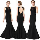 Long Formal Evening Dress Backless Party Bridesmaid Prom Gown 08866 Ever-Pretty