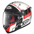 X-Lite X-802R Rush Full Face Lava Red / White Motorcycle Helmet