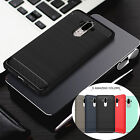 Hybrid Rugged Carbon Fiber Armor Shockproof Case Cover For Huawei Mate 10 Etc.