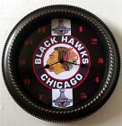 CHICAGO BLACKHAWKS 2015 STANLEY CUP CHAMPION WALL CLOCK $27.95 USD on eBay