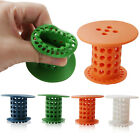 Hair Catcher Shower Drain Tub Sink Bath Room Plug Strainer Cover 4 Colors HOME