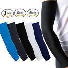 Cooling Arm Sleeves Cover UV Sun Protection Basketball Golf Athletic Sport US