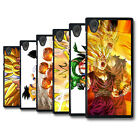 PIN-1 Son Goku Solid Phone Case Cover Skin for Sony HTC