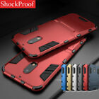 For Nokia 2.1 3 5 6.1 7 8 9 360° Shockproof Hybrid Armor Rugged Case Stand Cover