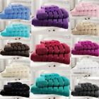 Luxury 100% Egyptian Cotton Towels Satin Stripe Face Hand Bath Sheet Bathroom