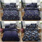 Stars Duvet/Quilt Cover Bedding Set Twin/Full/Queen/King Size Bed Pillow Cases