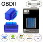 OBD2 II ELM327 V2.1 Bluetooth&Wifi IOS Diagnostic Car Interface Code Scanner