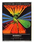 Magnavox Odyssey 2 Game Box Protector Sleeve