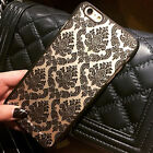 Damask Vintage Skin Pattern Hard Case Cover For Apple iPhone Samsung Galaxy 12ah